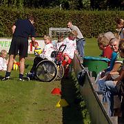 NLD/Naarden/20060909 - 1e Training NVC G voetballers