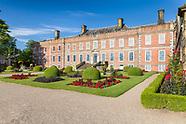 Erddig Hall's Gardens in July