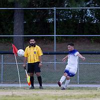 04-17-18 Berryville Boys Soccer vs Green Forest