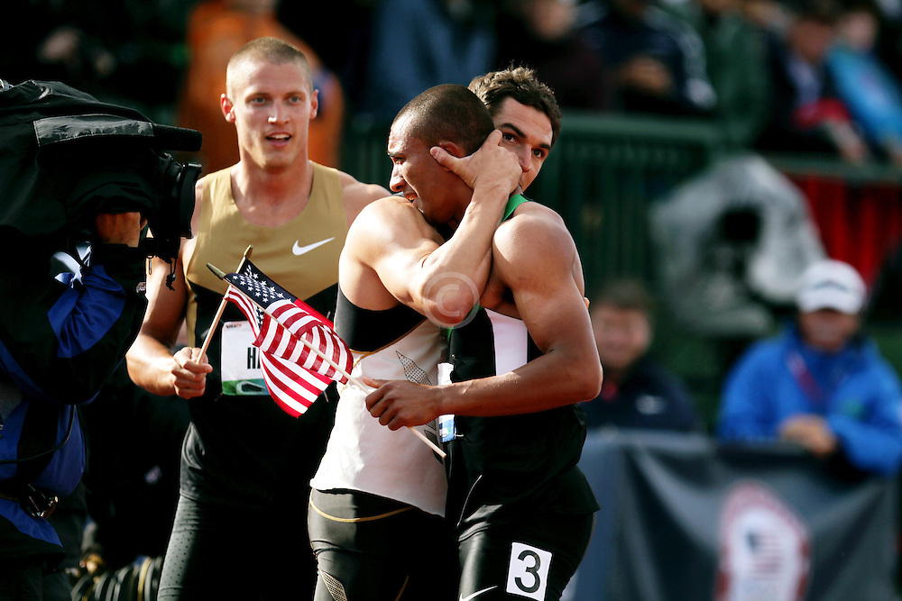 Olympic Trials Eugene 2012 Ashton Eaton breaks world record in Decathlon