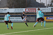 - 17/04/2017 - Dundee v Hearts in the SPFL Development League at Montrose, Links Park <br /> <br /> <br />  - &copy; David Young - www.davidyoungphoto.co.uk - email: davidyoungphoto@gmail.com