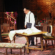 God of Vengeance. Sholem Asch's 1907 controversial play. Directed by Eleanor Reissa. Performed in yiddish. Produced by the New Yiddish Rep. 2016