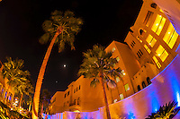 Radisson Blu Tala Bay Resort on the Gulf of Aqaba, Red Sea, near Aqaba, Jordan.