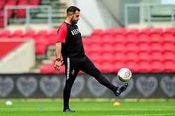 Marco Chiavetta assistant coach for Bristol City Women - Mandatory by-line: Ryan Hiscott/JMP - 07/09/2019 - FOOTBALL - Ashton Gate - Bristol, England - Bristol City Women v Brighton and Hove Albion Women - FA Women's Super League