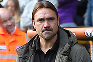 Norwich Head Coach Daniel Farke before the Sky Bet Championship match at Carrow Road, Norwich<br /> Picture by Paul Chesterton/Focus Images Ltd +44 7904 640267<br /> 23/09/2017