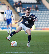 Dundee's Jamie McCluskey - Dundee v Kilmarnock, William Hill Scottish FA Cup 4th Round,..- © David Young - .5 Foundry Place - .Monifieth - .DD5 4BB - .Telephone 07765 252616 - .email; davidyoungphoto@gmail.com - .web; www.davidyoungphoto.co.uk.