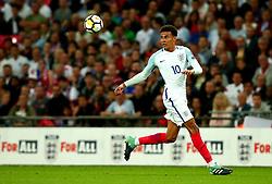 Dele Alli of England - Mandatory by-line: Robbie Stephenson/JMP - 04/09/2017 - FOOTBALL - Wembley Stadium - London, United Kingdom - England v Slovakia - 2018 FIFA World Cup Qualifier