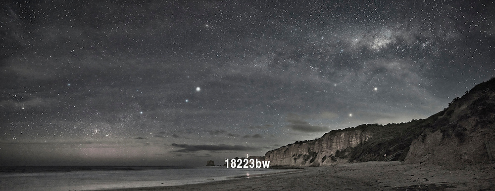 The Milky Way over Aireys Inlet