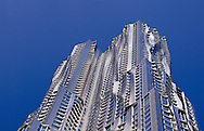8 Spruce Street, architect Frank Gehry, Manhattan, New York City, New York, USA