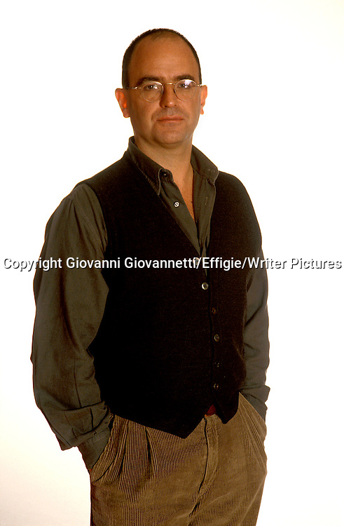 Pino Corrias<br /> <br /> <br /> 16/10/2007<br /> Copyright Giovanni Giovannetti/Effigie/Writer Pictures<br /> NO ITALY, NO AGENCY SALES