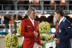 Duguet Romain, (FRA), Quorida de Treho<br /> Final<br /> Furusiyya FEI Nations Cup Jumping Final - Barcelona 2015<br /> © Dirk Caremans<br /> 26/09/15