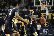 December 6, 2017 - Johnson City, Tennessee - Freedom Hall: ETSU guard Jalan McCloud (12)<br /> <br /> Image Credit: Dakota Hamilton/ETSU