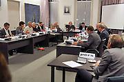 Nederland, Millingen, 18-10-2011Gemeeente Millingen a/d/ Rijn. Raadsvergadering van een kleine gemeente.Foto: Flip Franssen/Hollandse Hoogte