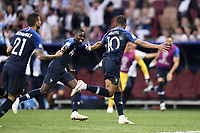 10 KYLIAN MBAPPE (FRA) - JOIE<br /> <br /> SOCCER : France vs Croatia - World Cup 2018 - Final - 07/15/2018<br /> Frankrike - Kroatia<br /> <br /> Norway only