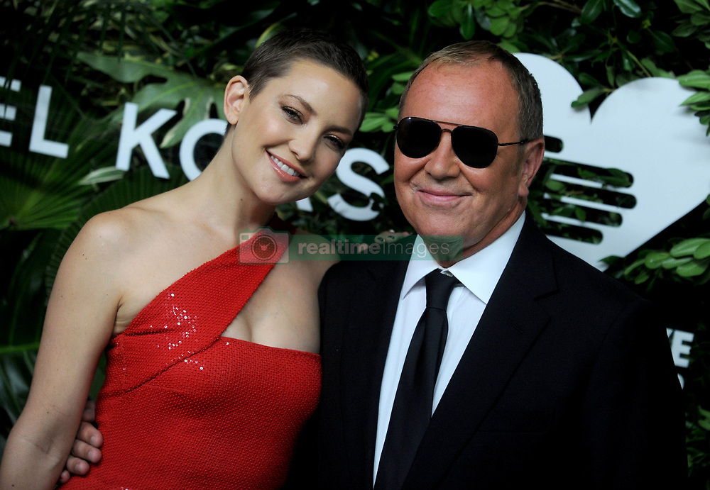 October 17, 2017 - New York City, New York, USA - 2017.10/16/17.Kate Hudson and Michael Kors at The 11th Annual God''s Love We Deliver Golden Heart Awards in New York City. (Credit Image: © Starmax/Newscom via ZUMA Press)