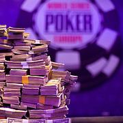 2009-09 World Series of Poker Europe- Media Photos