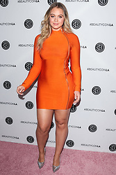 Iskra Lawrence attends the 5th Annual Beautycon Festival Los Angeles at the Los Angeles Convention Center on August 12, 2017 in Los Angeles, California. 12 Aug 2017 Pictured: Iskra Lawrence. Photo credit: MEGA TheMegaAgency.com +1 888 505 6342