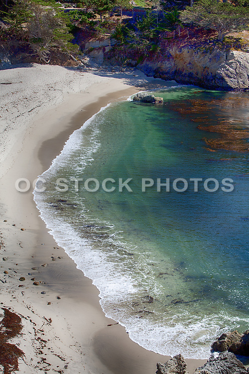 Gibson Beach at Point Lobos State Reserve