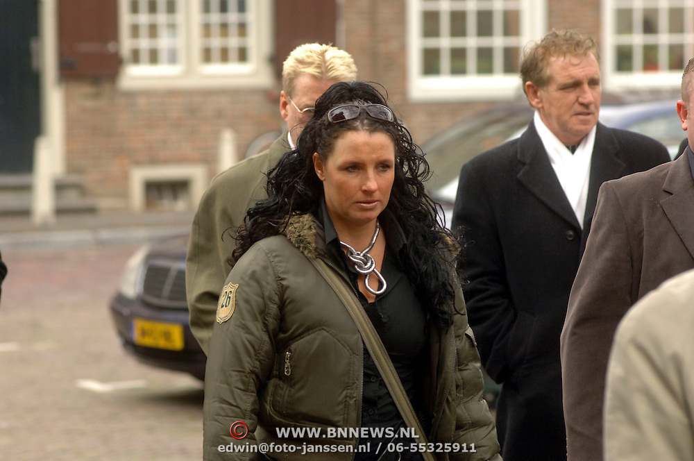 NLD/Utrecht/20060414 - Uitvaart Wout van Doleweerd,