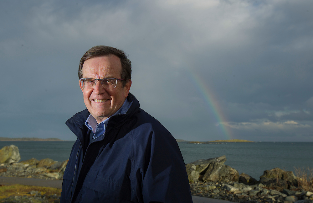 Arnold Lim/News staff<br /> Oak Bay mayor Nils Jensen for sewage story OAK BAY, B.C. March 1, 2016.