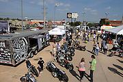 Photos from Thunder Run motorcycle rally in Oklahoma City
