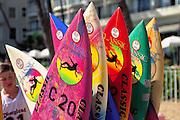 Sufboards, Waikiki, Oahu, Hawaii, USA<br />