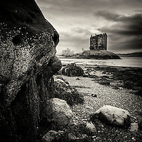 Castle Stalker, Highlands, Scotland, UK