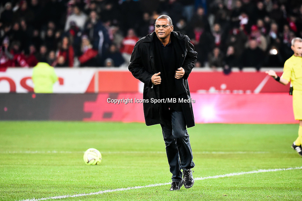 Bernard LAMA - 03.12.2014 - Lille / Paris Saint Germain - 16eme journee de Ligue 1<br />Photo : Fred Porcu / Icon Sport