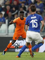 Italy v Netherlands - 04 June 2018