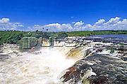 Cachoeira da Velha - Rio Novo, na cidade de Mateiros - Jalapão Local: Mateiros - TO Data: 02/2008 Tombo:  19DM034 Autor: Delfim Martins