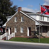 General Robert E. Lee's headquarters, Gettysburg