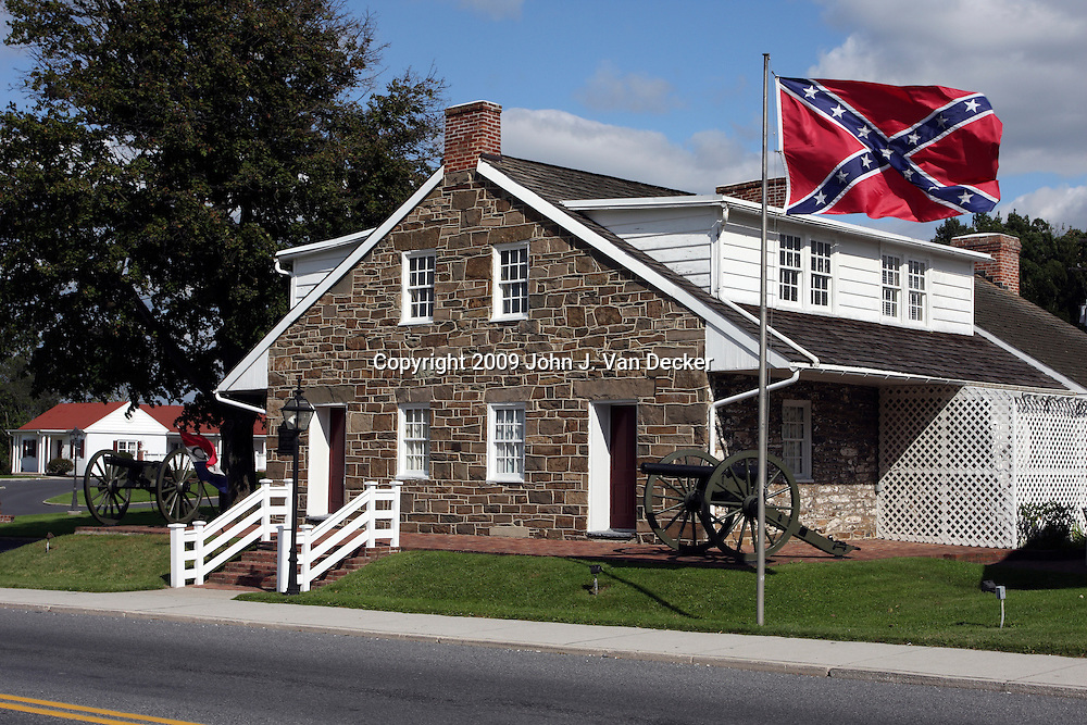 General Robert E. Lee's headquarters, Gettysburg