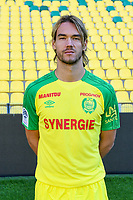Rene Khrin during photoshooting of Fc Nantes for new season 2017/2018 on September 18, 2017 in Nantes, France. (Photo by Philippe Le Brech/Icon Sport)