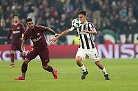 23.11.2017 - Torino - Champions League   -  Juventus-Barcellona nella  foto: Paulo Dybala