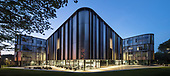 Sibson Building, University of Kent. Architect: Penoyre & Prasad
