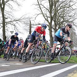 29-02-2020: Wielrennen: Ster van Zwolle: Zwolle <br />Justin Timmerman, David Dekker
