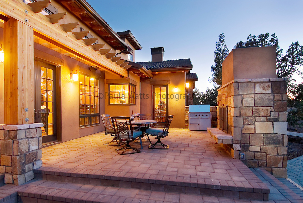 architectural photography, Pronghorn estates