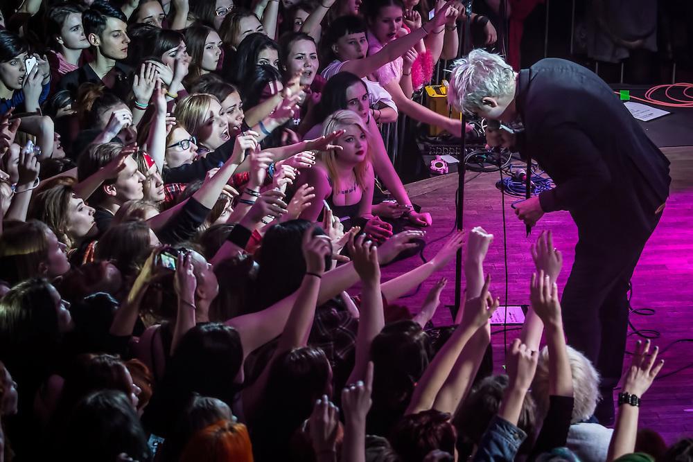 Lucerna Music Bar 28/1/2015