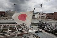 2011 Japan, Tsunami clean-up
