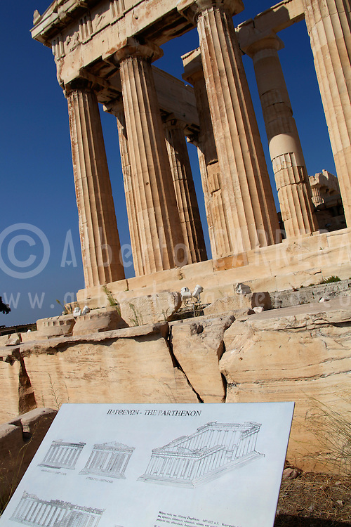 Alberto Carrera, Parthenon, Acropolis, Athens, Greece, Europe
