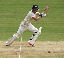 Durham's Paul Collingwood - Photo mandatory by-line: Robbie Stephenson/JMP - Mobile: 07966 386802 - 04/05/2015 - SPORT - Football - London - Lords  - Middlesex CCC v Durham CCC - County Championship Division One