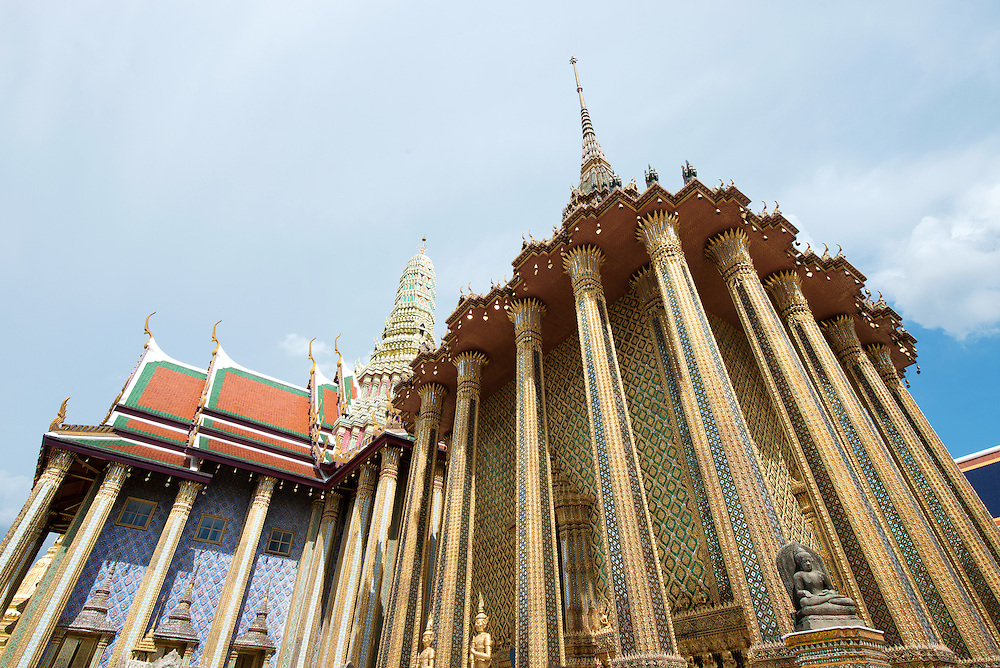 The Grand Palace of Bangkok