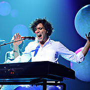 Mika at the Moore Theatre October 26th, 2009 in Seattle, Washington