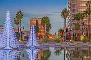 Long Beach, CA, City, Cityscape, Skyline, Architectural, Building, Southern California, USA,
