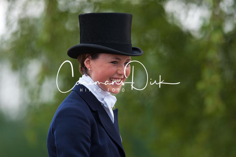 Charlotte Agnew (GBR) - Out of Africa Two<br /> Dressage - CCI4* Luhm&uuml;hlen 2012<br /> &copy; Hippo Foto - Jon Stroud