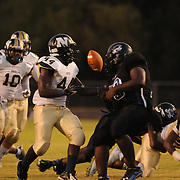 Trask High School Hosted North Brunswick High School in football Friday August 29, 2014. (Jason A. Frizzelle)