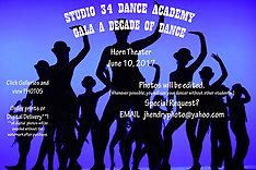 "Studio 34 Dance ""A Decade of Dance"""