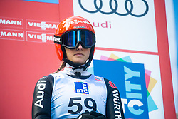 ALTHAUS Katharina (GER) during practice round on Day 1 of FIS Ski Jumping World Cup Ladies Ljubno 2020, on February 22th, 2020 in Ljubno ob Savinji, Ljubno ob Savinji, Slovenia. Photo by Matic Ritonja / Sportida