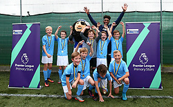 Bristol Rovers host the EFL Kids Cup at SGS College with a special guest appearance from Ellis Harrison of Bristol Rovers - Mandatory by-line: Robbie Stephenson/JMP - 10/10/2017 - FOOTBALL - SGS College - Bristol, England - Bristol Rovers Tournament