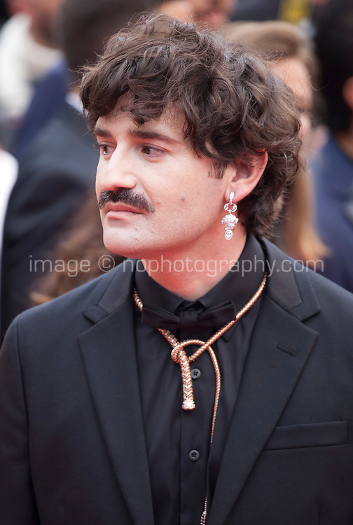 Nicolas Maury at the La Belle Epoque gala screening at the 72nd Cannes Film Festival Monday 20th May 2019, Cannes, France. Photo credit: Doreen Kennedy
